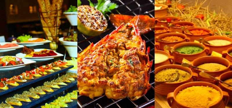 Tổ chức lễ hội ẩm thực chuyên nghiệp
