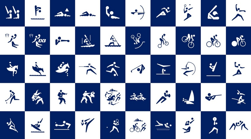 Tokyo Công Bố Bộ Chữ Tượng Hình Của Thế Vận Hội Olympics 2020