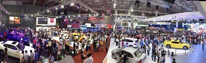 Công ty sản xuất thi công gian hàng hội chợ triển lãm