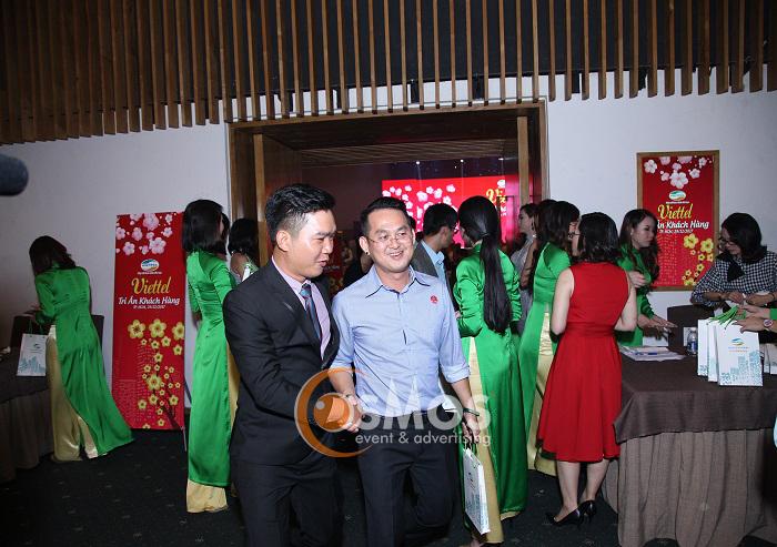 Công ty tổ chức tiệc tri ân khách hàng chuyên nghiệp tại Tp.HCM