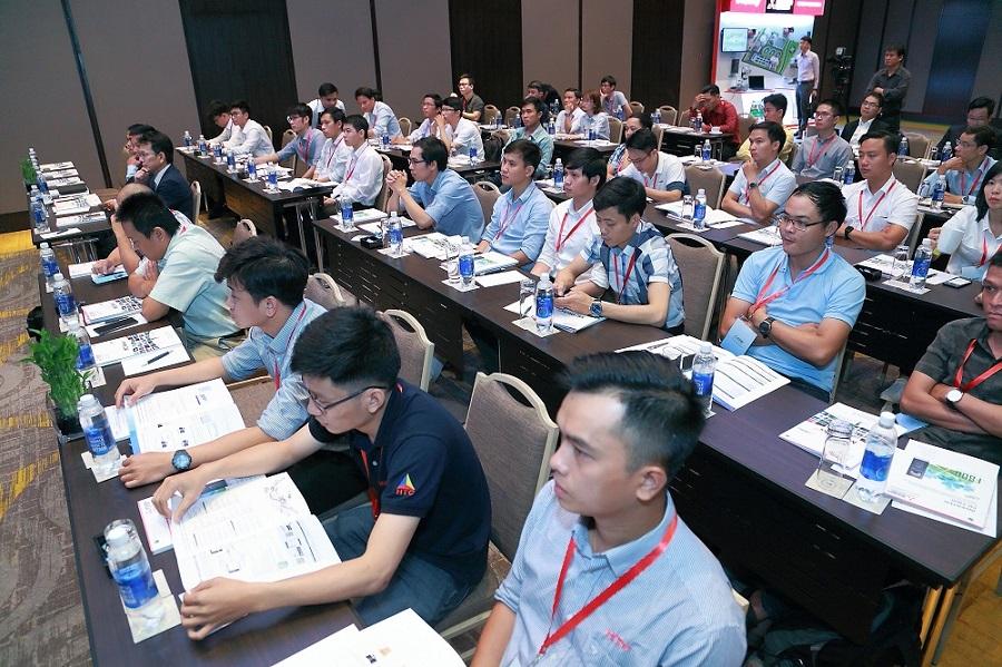 Hội thảo giải pháp toàn diện cho ngành xử lý nước
