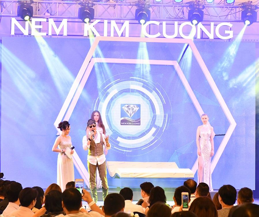Ra mắt sản phẩm mới Nệm Kim Cương