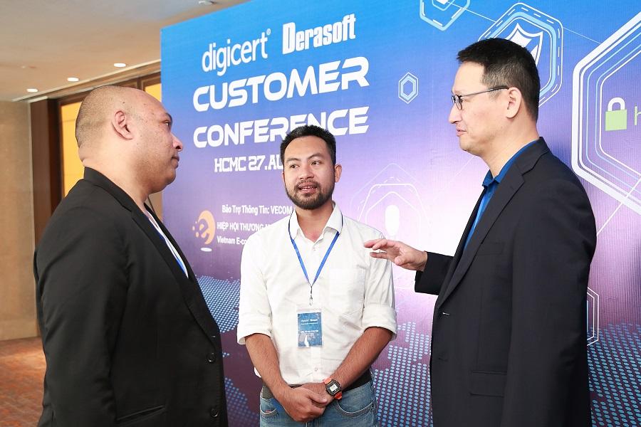 Derasoft phân phối các giải pháp bảo mật của Digicert tại Việt Nam