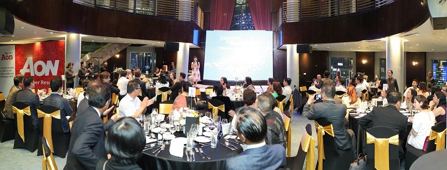 Tập đoàn Aon tổ chức sự kiện kỷ niệm 25 năm thành lập tại Việt Nam