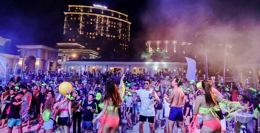 Tổ chức Beach Party chuyên nghiệp