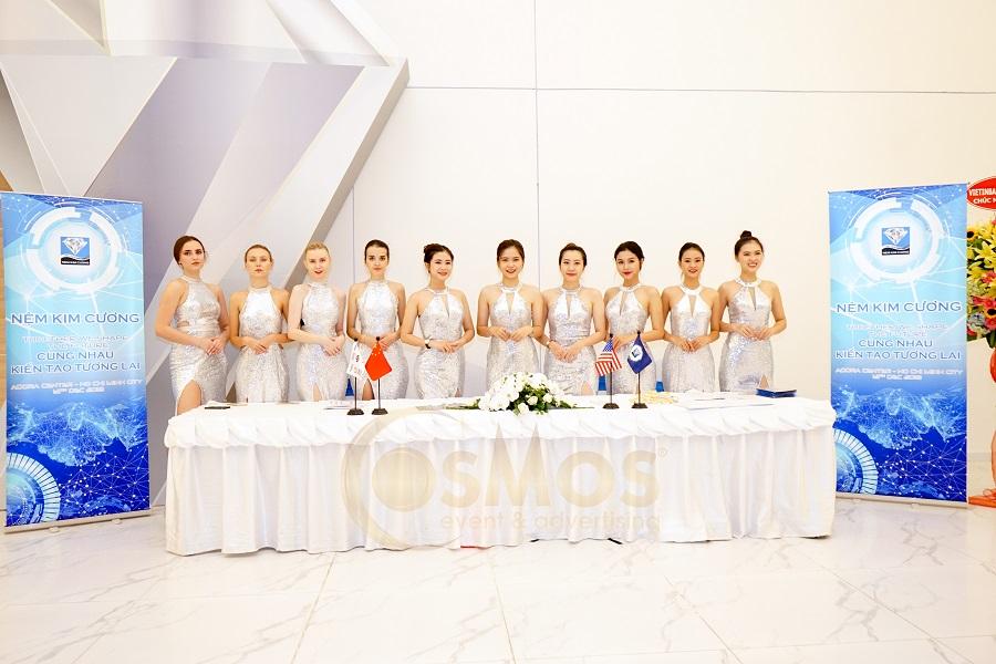 Tổ chức hội nghị khách hàng Nệm Kim Cương