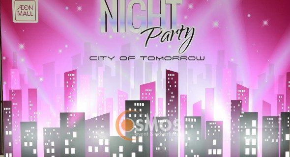 YEAR END PARTY: AEON MALL - CITY OF TOMORROW 2019