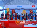 Tổ chức sự kiện lễ khởi công nhà máy SMC Việt Nam | Cosmos Event